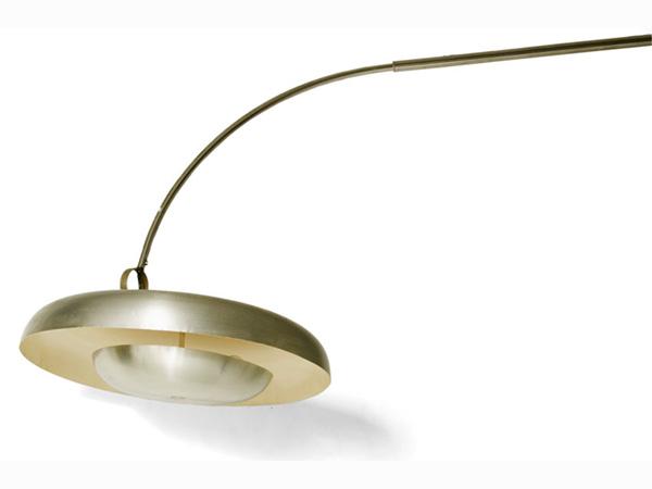 Adjustable Arco lamp mod. PR