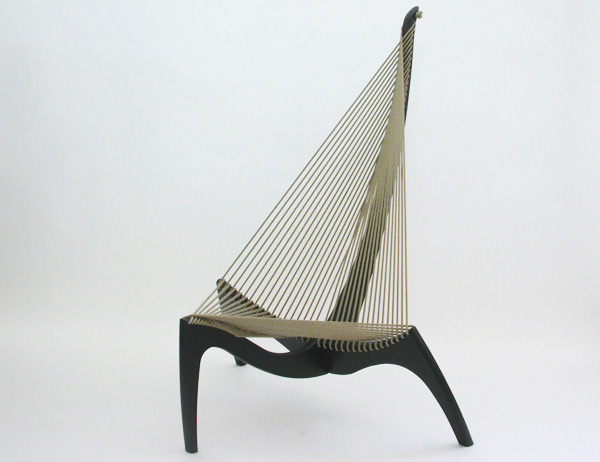 Lounge Chair mod. Harp