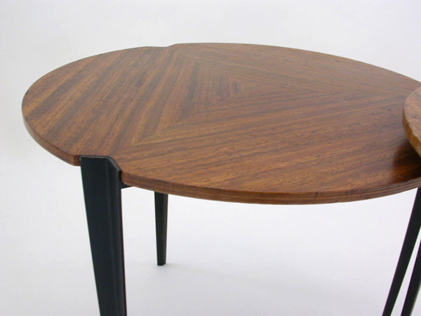 Pair of occasional table