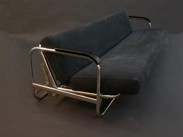 Convertible sofa, model no. 63