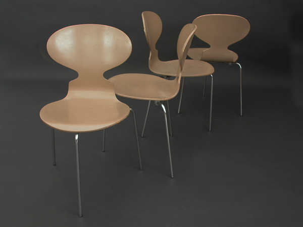 4 Chairs mod. Ant