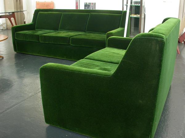 Sofa mod. P17 Sant'Ambrogio