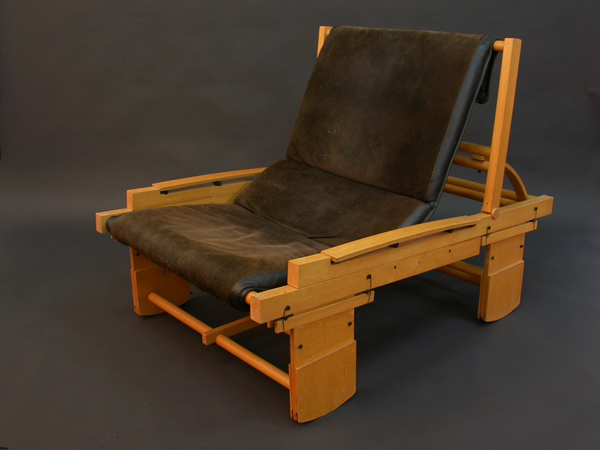 Rocking chair mod. Mary John 161