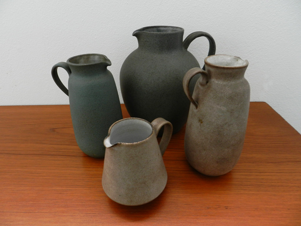 Set of 4 jugs
