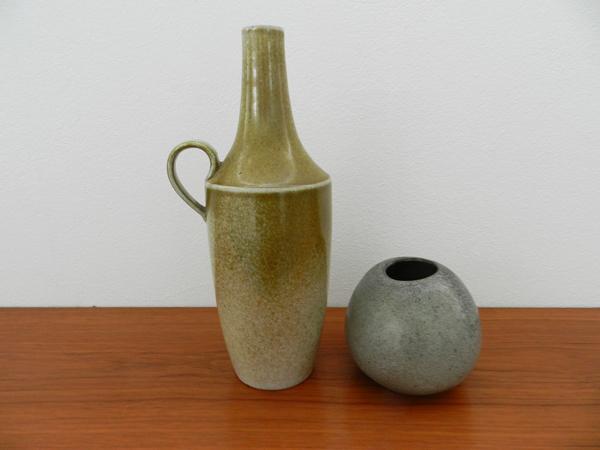 Pair of ceramics