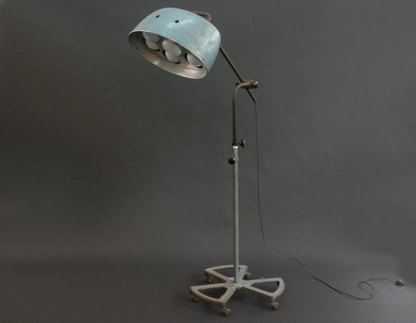 Industrial Adjustable Lamp