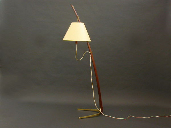Floor lamp mod. Dornstab 18