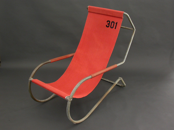 Lounge chairs mod. Lido