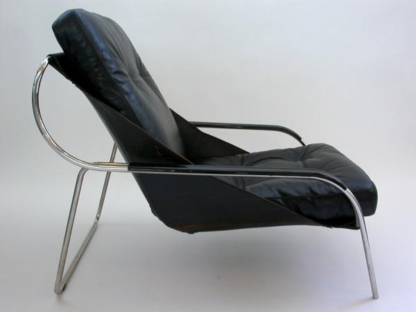 Lounge chair mod. Maggiolina