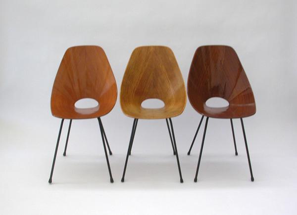 12 Chairs mod. Medea