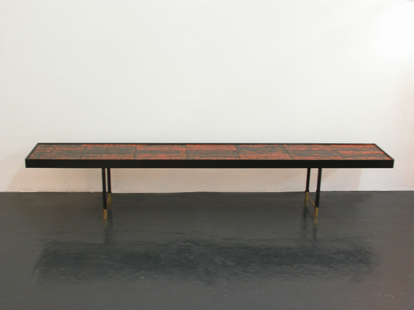 Bench — Side Table