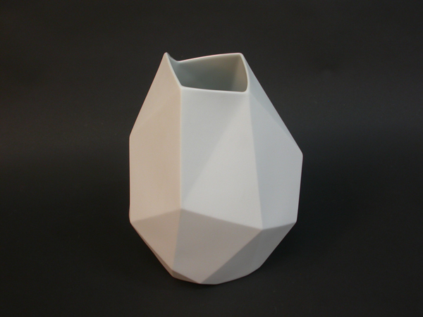 Big abstract vase