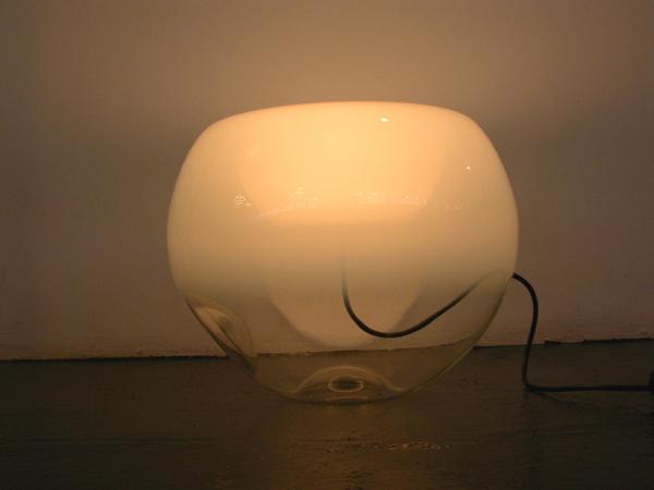 Table Lamp mod. Vacuna