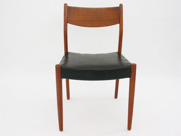 4 Danish chairs