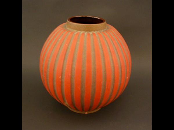 Big ceramic vase