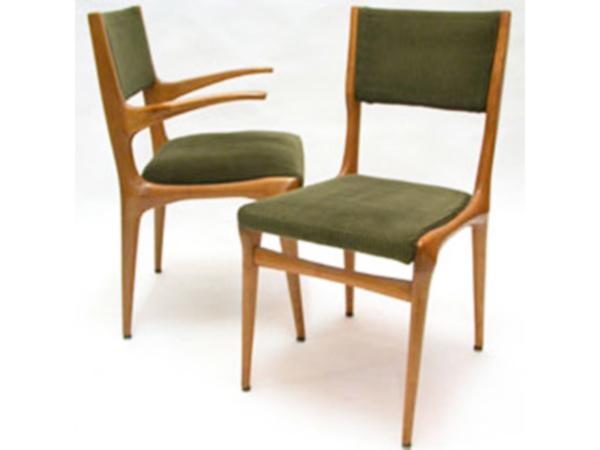 12 De Carli Chairs