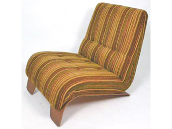 Pair of easy chair