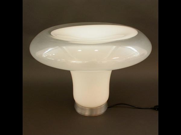 Table lamp mod. Lesbo