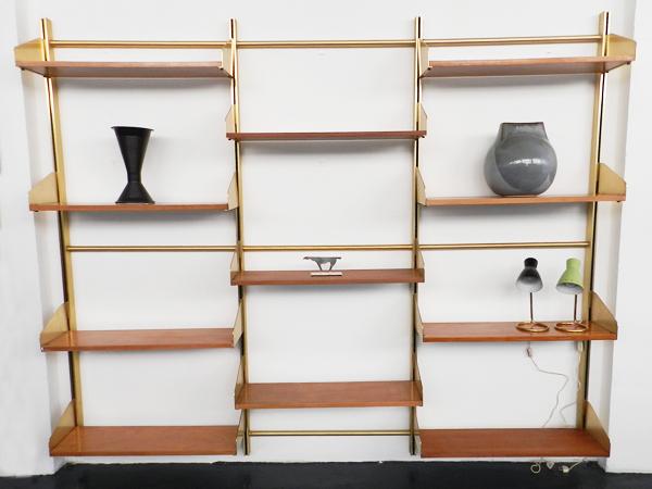 Bookshelf mod. D3