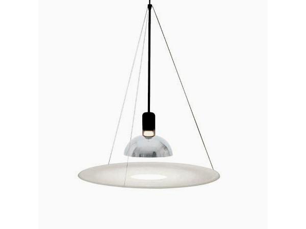 Hanging lamp mod. Frisbi