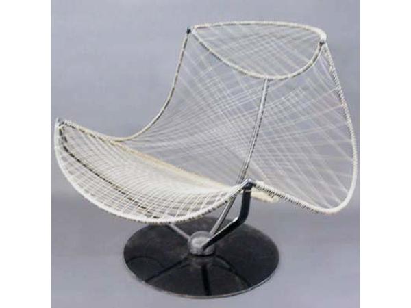 Rare armchair mod. Farfalla
