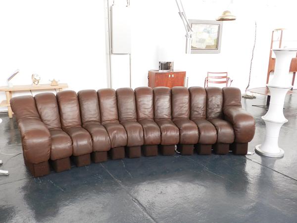 Sofa mod. DS-600 Organic
