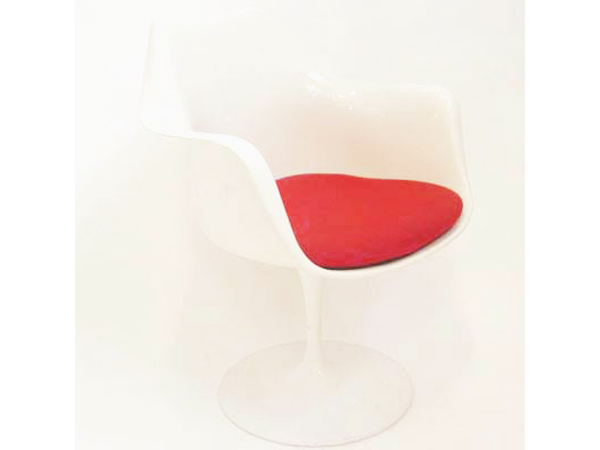 Set of 4 Tulip chairs
