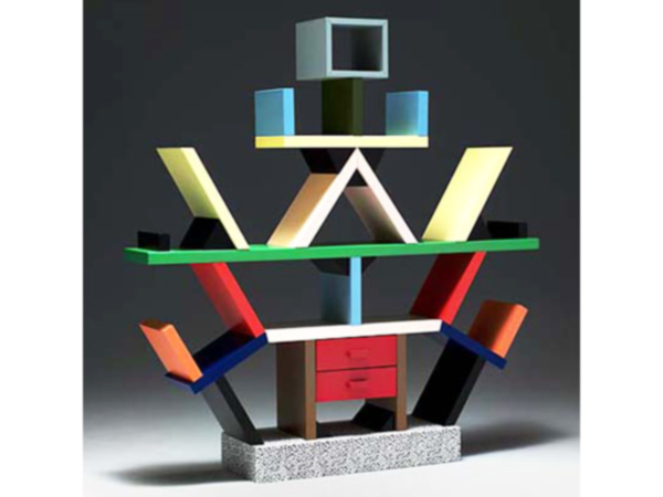 Bookshelf mod. Carlton