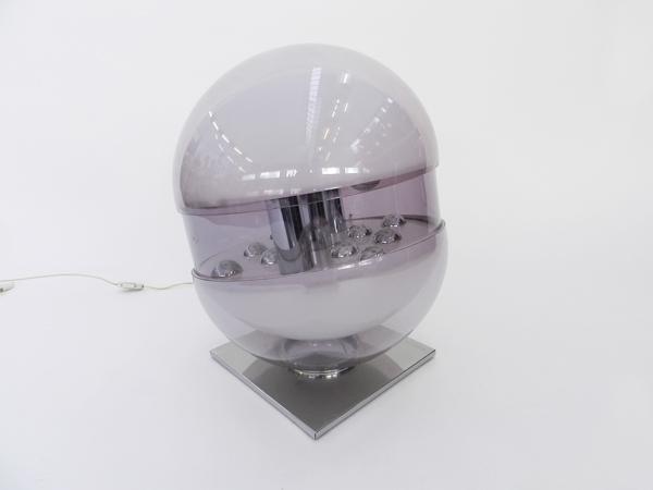 Lamp mod. Bubble for Pierre Cardin