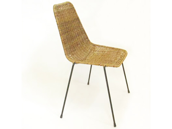 5 Chairs mod. Basket Chair