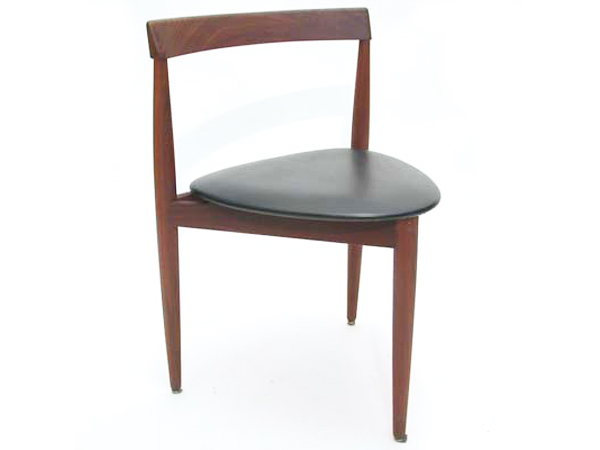 4 Compact Dining Set Chairs