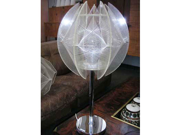 Nylon table lamp