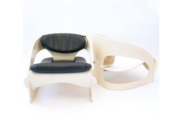 Easy chair mod. 4801