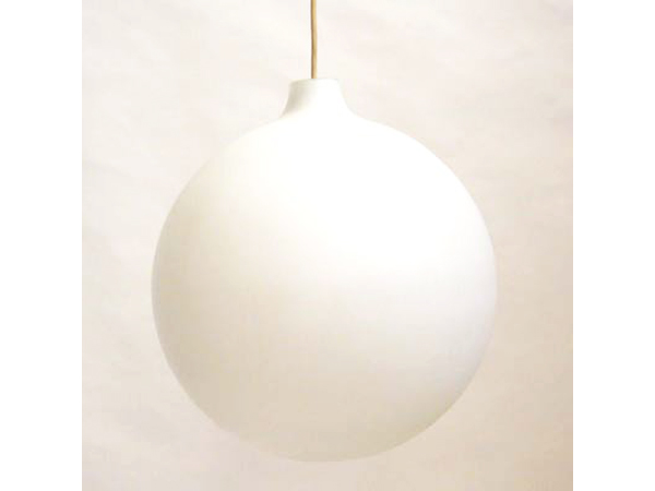 Pair of hanging lamp mod. Satellit