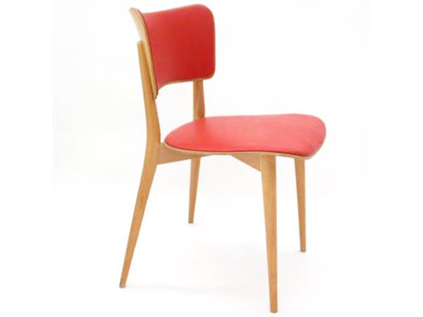 Chairs mod. Kreuzzargenstuhl