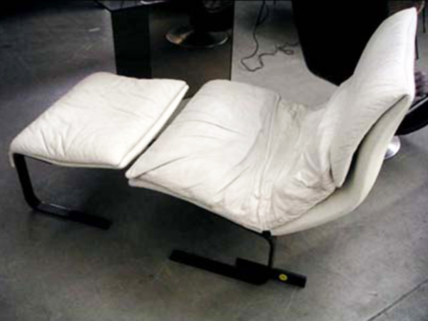 Longue chair mod. Onda