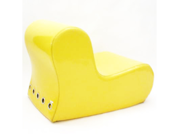 Plastic soft chair