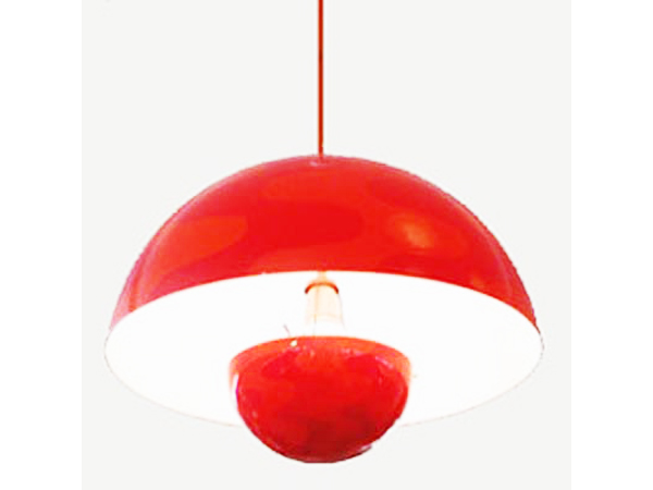 Hanging Lamp mod. Big Flower Pot