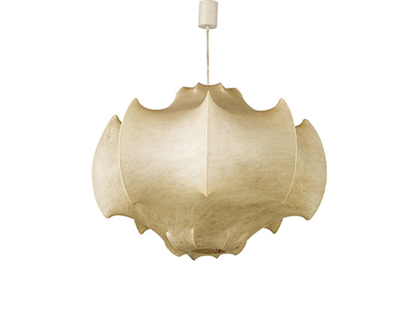 Cocoon lamp mod. Viscontea