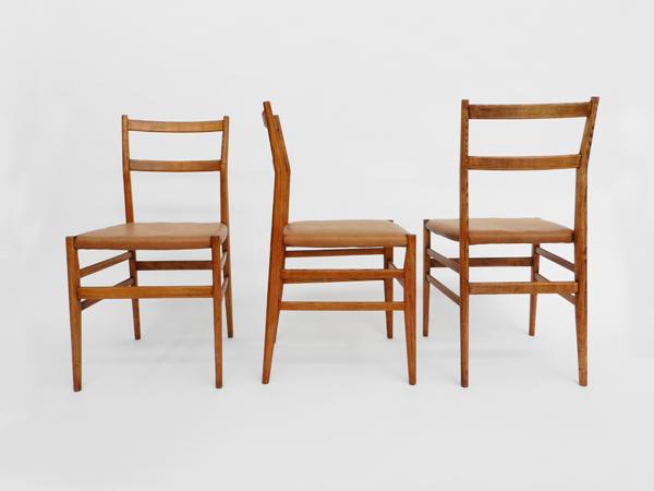 6 Chairs mod. Leggera