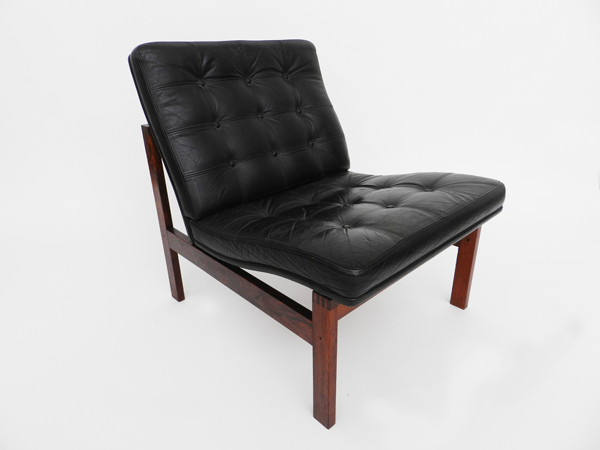 Pair of modular chairs or armchiars