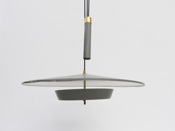 Adjustable big hanging lamp