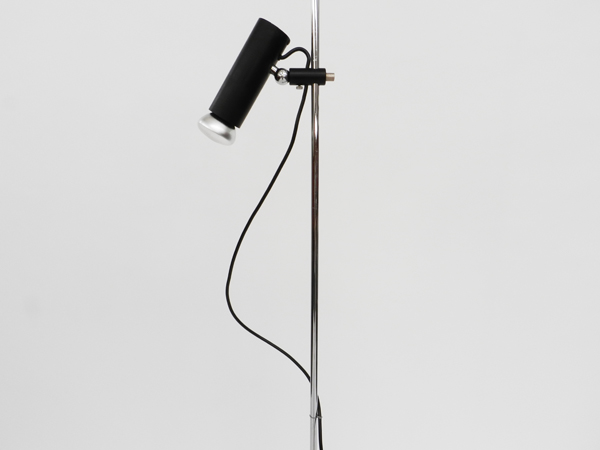 Adjustable floor lamp mod. 1055