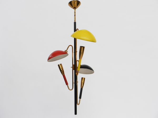 Hanging lamp from the fifties