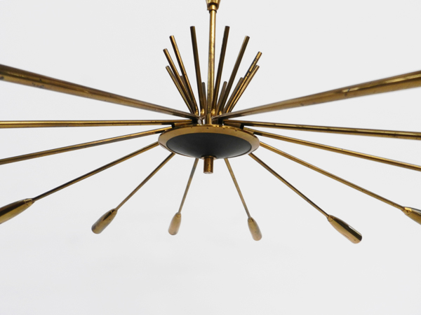 12 Arms Chandelier