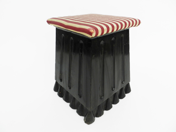 Wiener Werkstätte stool