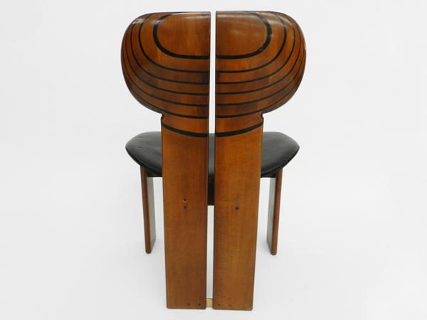 4 Chairs serie Africa mod. Artona