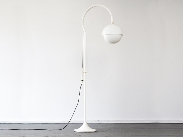 Adjustable floor lamp mod. 4055