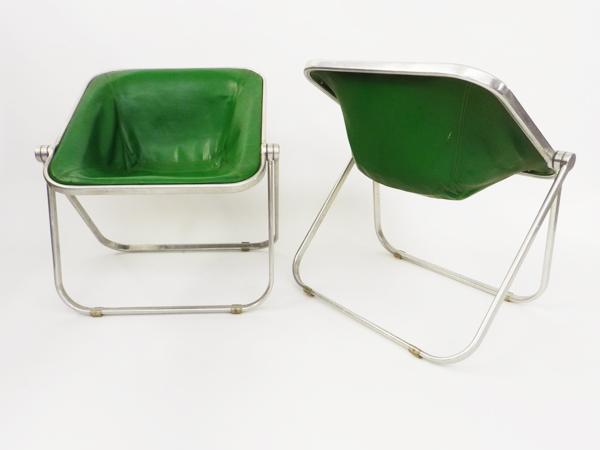 2 Chairs mod. Plona