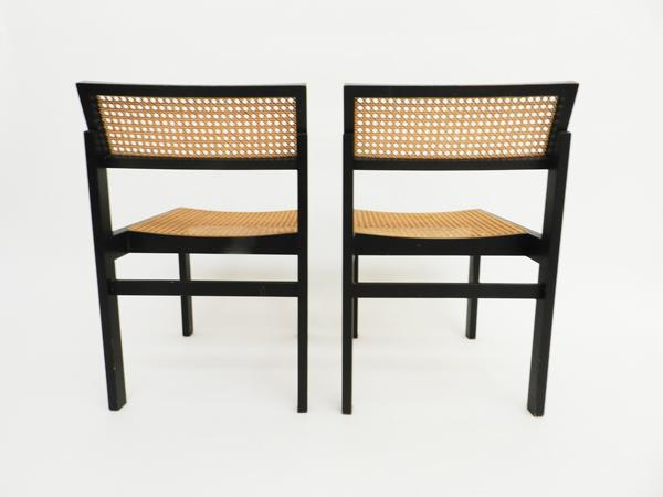 2 Chairs mod. Guhlstuhl 3100